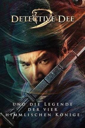 Poster: Detective Dee und die Legende der vier himmlischen Könige