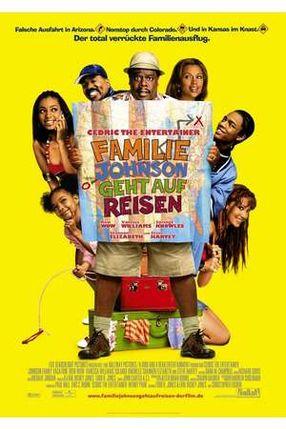 Poster: Familie Johnson geht auf Reisen