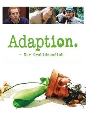 Poster: Adaption – Der Orchideen-Dieb