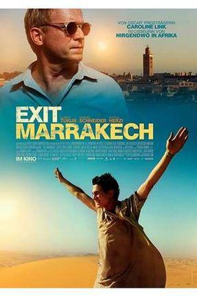 Poster: Exit Marrakech