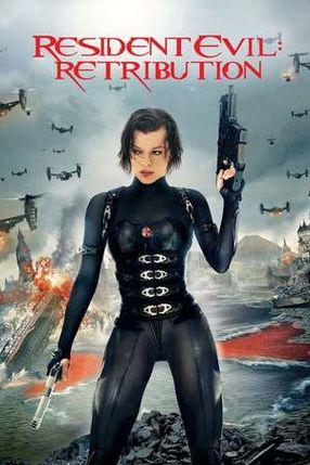 Poster: Resident Evil: Retribution