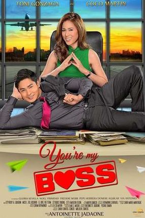 Poster: You're My Boss