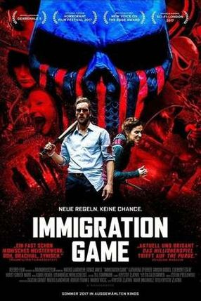 Poster: Immigration Game