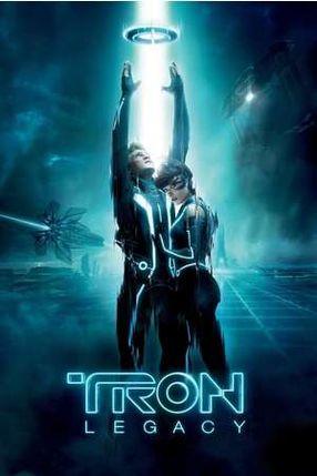 Poster: TRON: Legacy