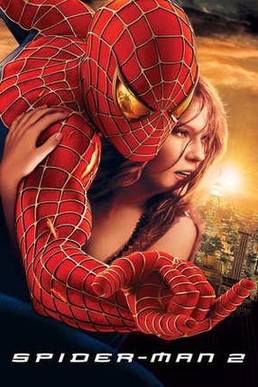 Poster: Spider-Man 2