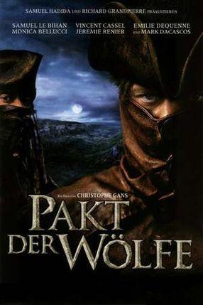 Poster: Pakt der Wölfe