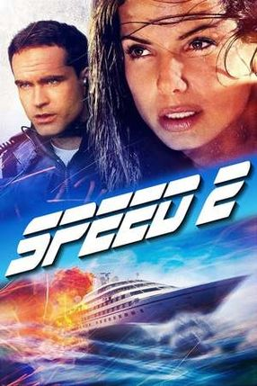 Poster: Speed 2: Cruise Control