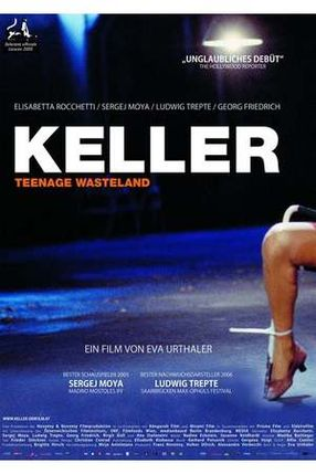 Poster: Keller - Teenage Wasteland