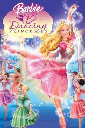 Poster: Barbie in Die 12 tanzenden Prinzessinnen