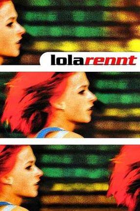 Poster: Lola rennt