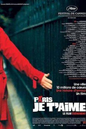 Poster: Paris, je t'aime