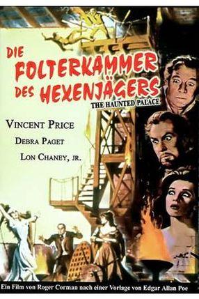 Poster: Die Folterkammer des Hexenjägers