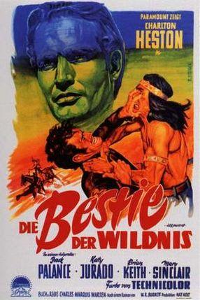 Poster: Die Bestie der Wildnis
