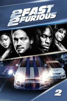 Poster: 2 Fast 2 Furious