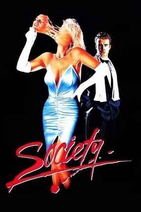 Poster: Dark Society