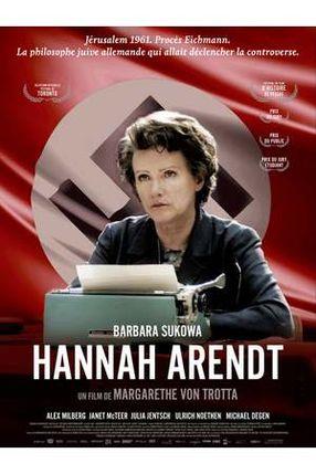 Poster: Hannah Arendt