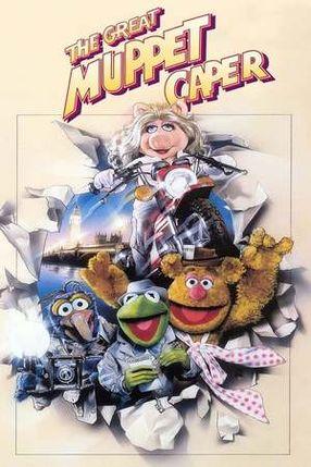 Poster: Der große Muppet Krimi