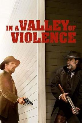 Poster: In a Valley of Violence