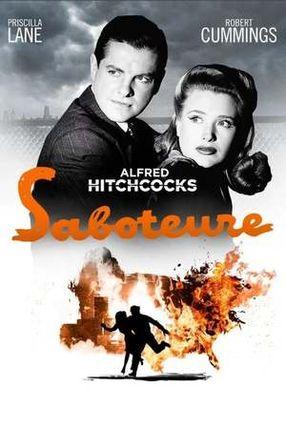 Poster: Saboteure