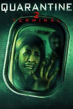 Poster: Quarantäne 2 - Terminal