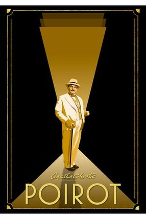 Poster: Agatha Christie's Poirot