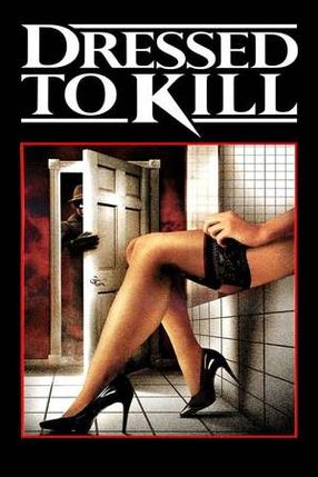 Poster: Dressed to Kill