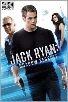 Poster: Jack Ryan: Shadow Recruit