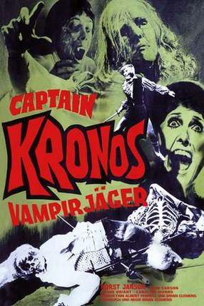 Poster: Captain Kronos - Vampirjäger