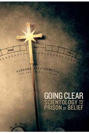 Poster: Scientology: Ein Glaubensgefängnis