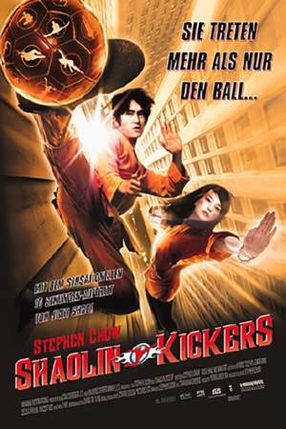 Poster: Shaolin Kickers