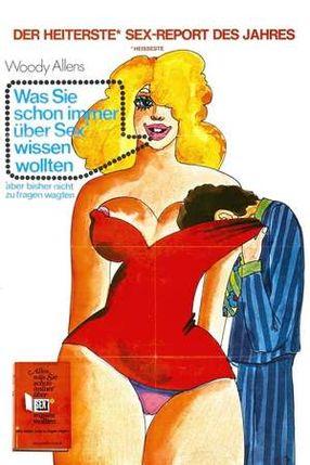 Poster: Was Sie schon immer über Sex wissen wollten, aber bisher nicht zu fragen wagten