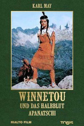 Poster: Winnetou und das Halbblut Apanatschi