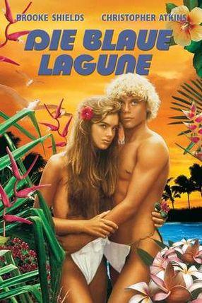 Poster: Die blaue Lagune