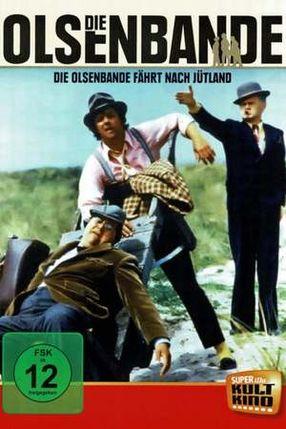 Poster: Die Olsenbande fährt nach Jütland