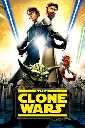 Poster: Star Wars: The Clone Wars