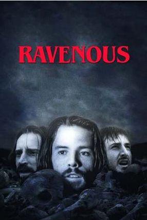 Poster: Ravenous - Friß oder stirb