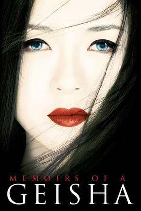 Poster: Die Geisha