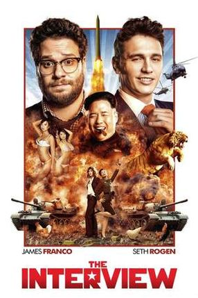 Poster: The Interview