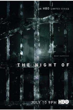 Poster: The Night Of - Die Wahrheit einer Nacht