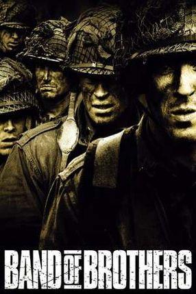 Poster: Band of Brothers - Wir waren wie Brüder