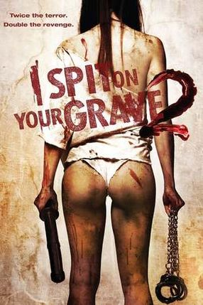 Poster: I Spit on Your Grave 2