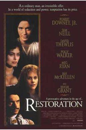 Poster: Restoration - Zeit der Sinnlichkeit