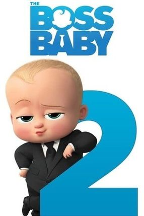 Poster: The Boss Baby 2