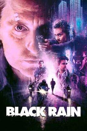 Poster: Black Rain