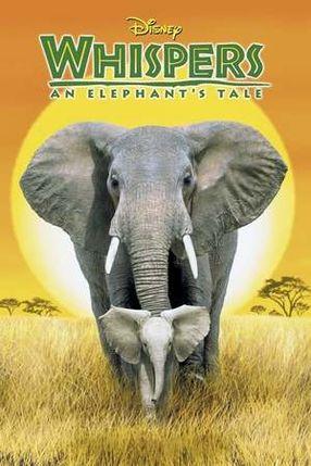 Poster: Whispers: Ein Elefantenmärchen