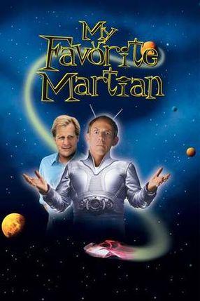 Poster: Der Onkel vom Mars
