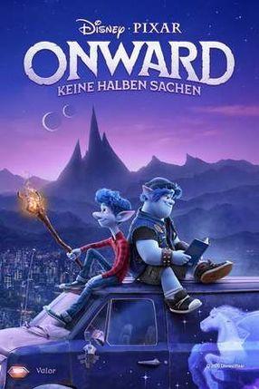 Poster: Onward: Keine halben Sachen