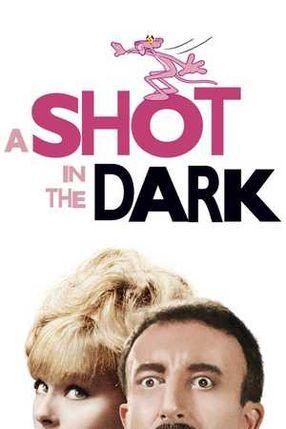 Poster: Ein Schuss im Dunkeln