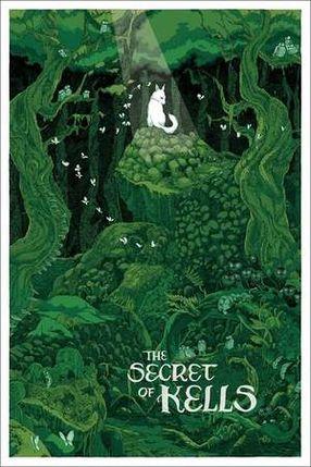 Poster: Brendan und das Geheimnis von Kells