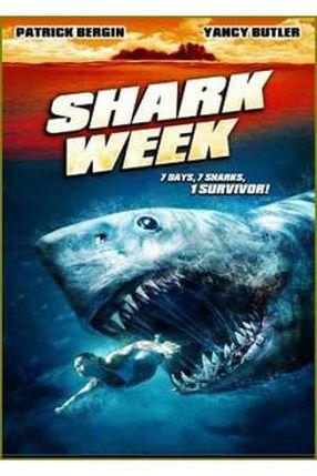Poster: Shark Week - 7 Tage, 7 Haie